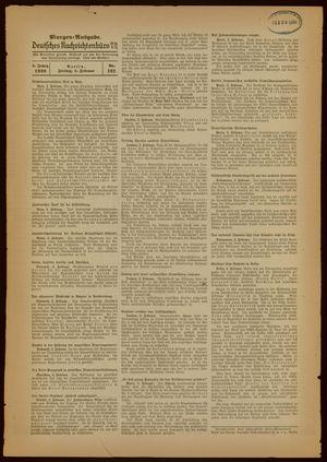 Deutsches Nachrichtenbüro vom 04.02.1938
