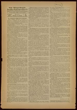 Deutsches Nachrichtenbüro on Feb 21, 1938