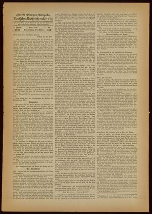 Deutsches Nachrichtenbüro vom 24.03.1938