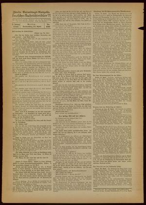 Deutsches Nachrichtenbüro vom 21.04.1938