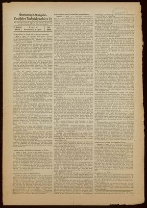 Deutsches Nachrichtenbüro vom 02.06.1938