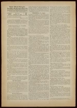 Deutsches Nachrichtenbüro vom 14.06.1938