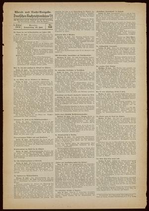 Deutsches Nachrichtenbüro vom 16.06.1938