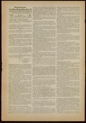 Deutsches Nachrichtenbüro vom 18.06.1938