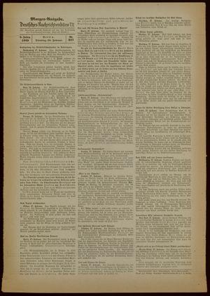 Deutsches Nachrichtenbüro vom 28.02.1939