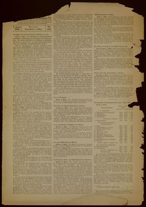 Deutsches Nachrichtenbüro vom 04.03.1939