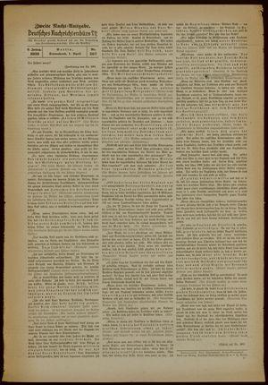 Deutsches Nachrichtenbüro vom 01.04.1939
