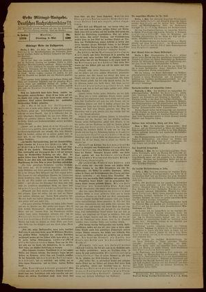 Deutsches Nachrichtenbüro vom 02.05.1939