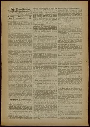 Deutsches Nachrichtenbüro vom 30.05.1939