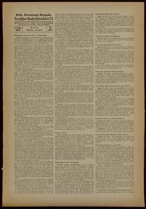 Deutsches Nachrichtenbüro vom 12.06.1939