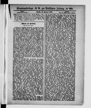 Vossische Zeitung vom 12.01.1913
