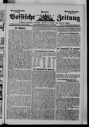 Vossische Zeitung vom 03.03.1913
