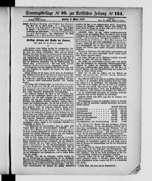 Vossische Zeitung vom 09.03.1913