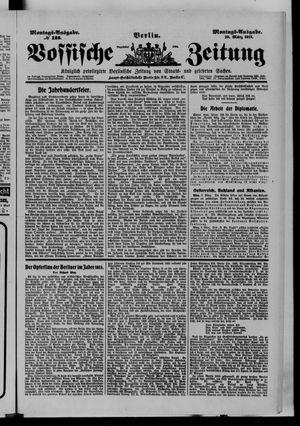 Vossische Zeitung vom 10.03.1913