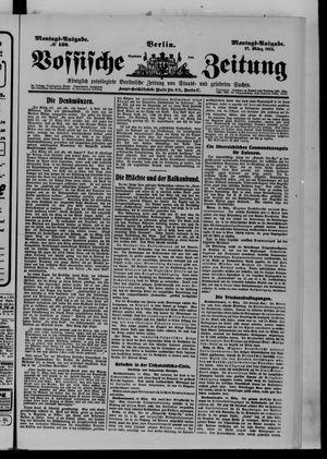 Vossische Zeitung vom 17.03.1913