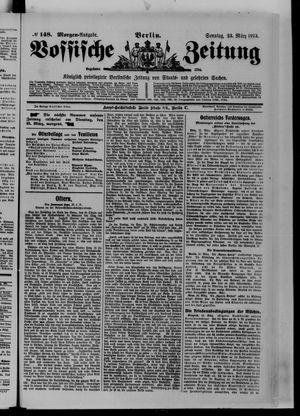 Vossische Zeitung vom 23.03.1913