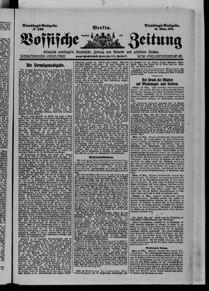 Vossische Zeitung vom 24.03.1913