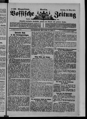 Vossische Zeitung vom 30.03.1913