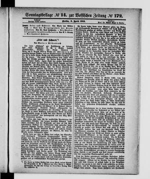 Vossische Zeitung vom 06.04.1913
