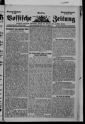 Vossische Zeitung vom 28.04.1913