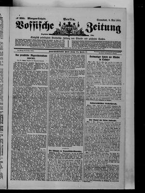 Vossische Zeitung vom 03.05.1913