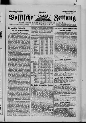 Vossische Zeitung vom 05.01.1914