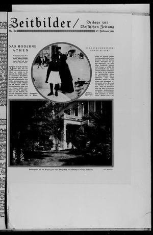 Vossische Zeitung vom 17.02.1914