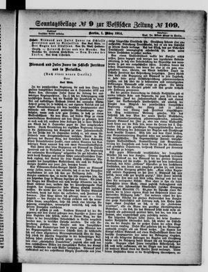 Vossische Zeitung vom 01.03.1914