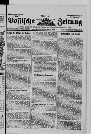 Vossische Zeitung on Mar 30, 1914