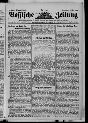 Vossische Zeitung vom 09.05.1914