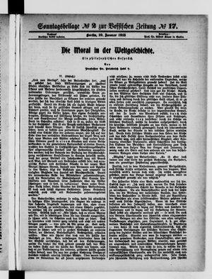 Vossische Zeitung vom 10.01.1915