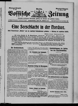 Vossische Zeitung vom 25.01.1915