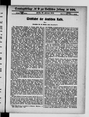 Vossische Zeitung vom 28.02.1915