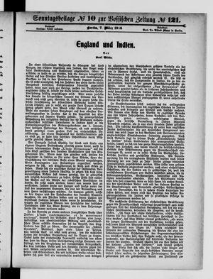 Vossische Zeitung vom 07.03.1915