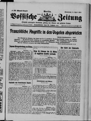Vossische Zeitung vom 03.04.1915