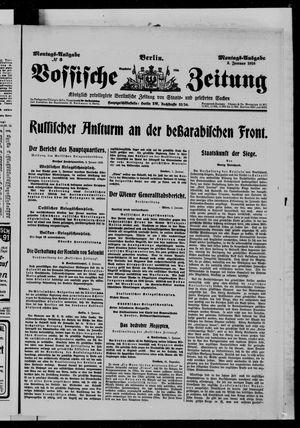 Vossische Zeitung vom 03.01.1916