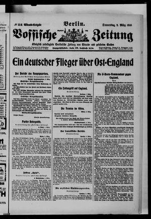 Vossische Zeitung vom 02.03.1916