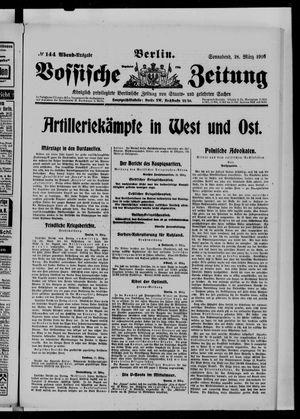 Vossische Zeitung vom 18.03.1916
