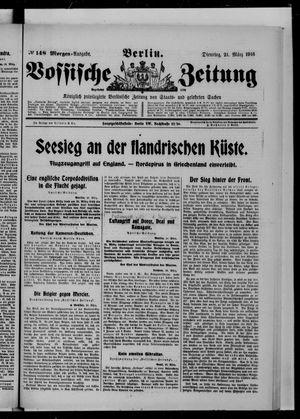 Vossische Zeitung vom 21.03.1916