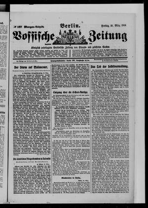 Vossische Zeitung vom 31.03.1916