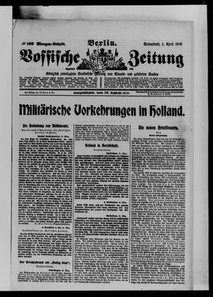 Vossische Zeitung vom 01.04.1916