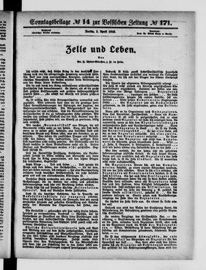 Vossische Zeitung vom 02.04.1916