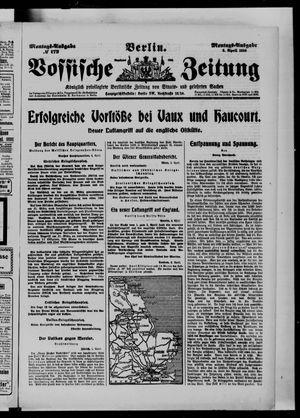 Vossische Zeitung vom 03.04.1916
