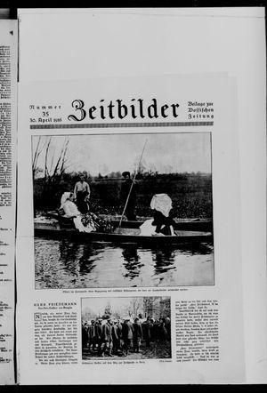 Vossische Zeitung on Apr 30, 1916