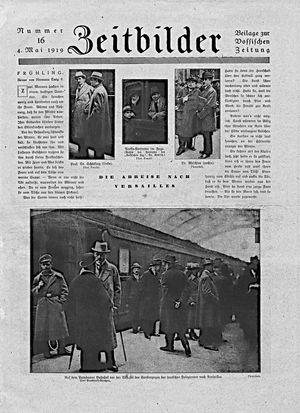 Vossische Zeitung vom 04.05.1919