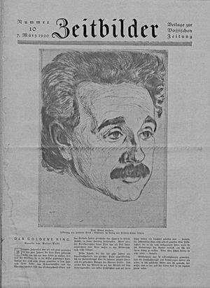 Vossische Zeitung vom 07.03.1920