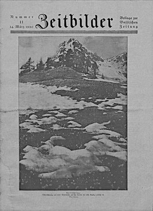 Vossische Zeitung vom 14.03.1920