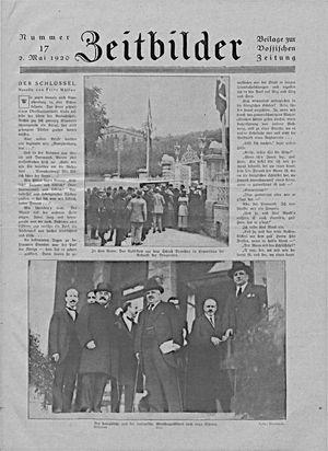 Vossische Zeitung vom 02.05.1920