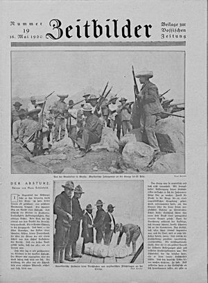 Vossische Zeitung vom 16.05.1920