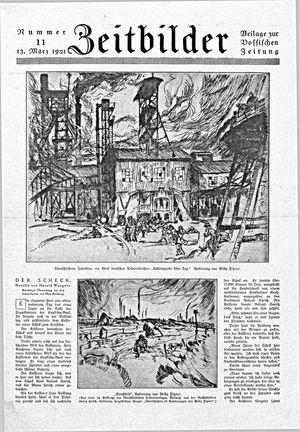 Vossische Zeitung vom 13.03.1921